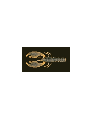 "Craw Papi 3-3/4"" color cangrejo"