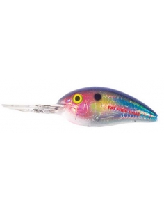 Fat Free Shad Fingerling BD5F color DTFS Dance's Threadfin Shad
