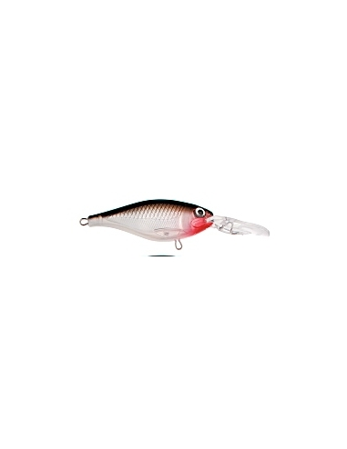 X-Rap Shad Slashbait 06 color Silver