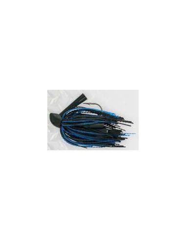 Pro´s Top Secret Jig 1/4oz. color Black/Blue