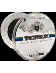 Shimano Technium. 13kg (0,35mm) en bobinas de 200m