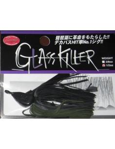 Glass Killer  1/2oz. (14g) color  Black Watermelon