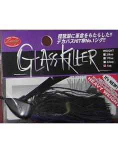 Glass Killer 1oz. (28g) color  Black Purple
