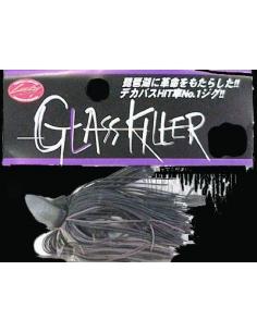 Glass Killer 1oz. (28g) color  Black Brown