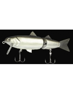 MaderAlive color Silver Minnow