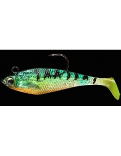 "WildEye Swim Shad 5"" (125mm) color FT"