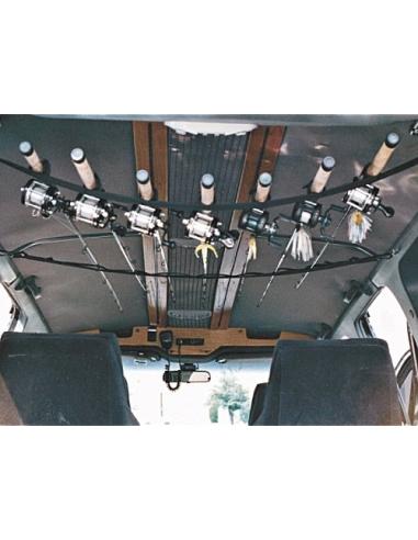 Rod Saver Vehicle Rod Carrier
