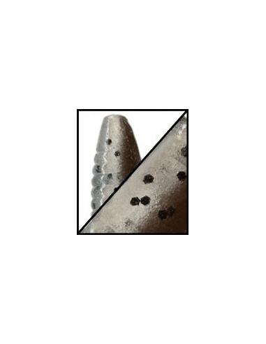 Shad Shape Worm color 934 Chocolate/184 Lam