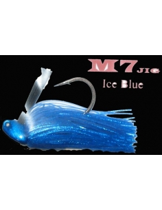 M7. 3/4oz. (21g) color Ice Blue