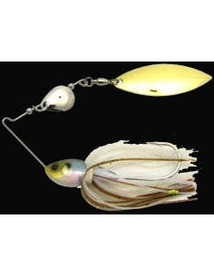 Lucky Craft Redemption 3/8 oz. color Ghost Minnow