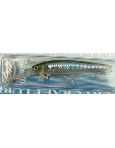 Staysee 90 SW color Zebra MS Ghost Minnow