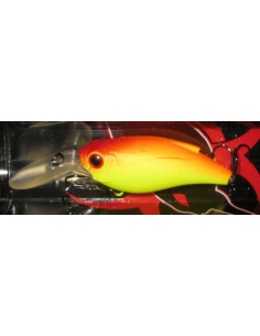 Mogul Type-R 50 DR color Orange Back Chartreuse