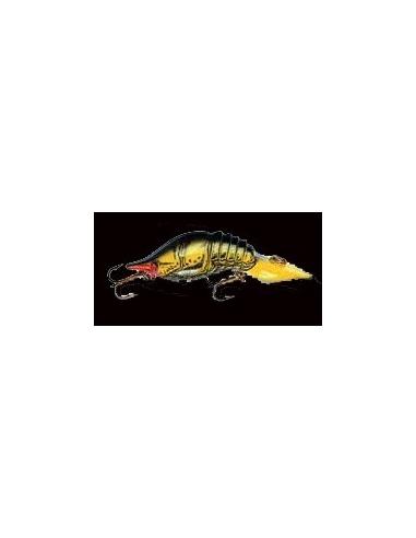 Crawdad 1/4oz (7g) color Chartreuse Crawfish