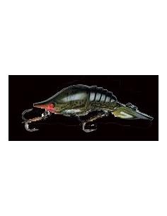 Crawdad 1/4oz (7g) color Green Crawfish