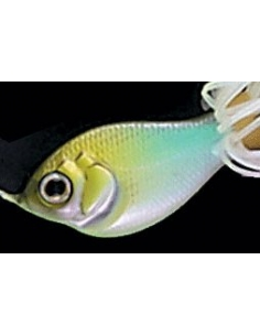 V-3 Flat Shad Double Willow color Pearl Natural