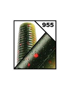 "Senko 5"" color 955 Watermelon Red/Light Watermelon Lam."