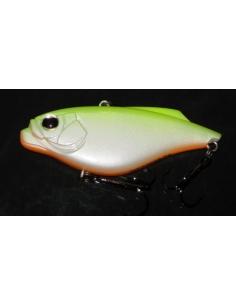 Piranha 70 color White Chart