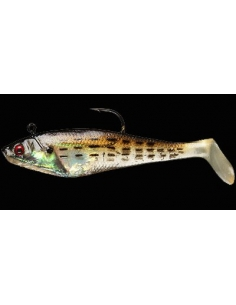 "WildEye Swim Shad 6"" (150mm) color BNK"