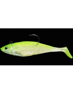 "WildEye Swim Shad 6"" (150mm) color SCH"