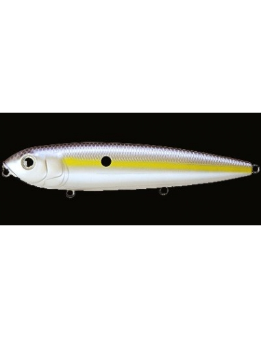 KVD Sexy Dawg color Chartreuse Shad
