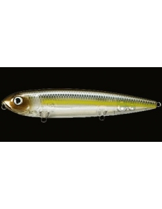 KVD Sexy Dawg Jr. color Sexy Ghost Minnow