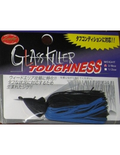 Glass Killer Toughness 1/2oz. (14g) color  Black Blue