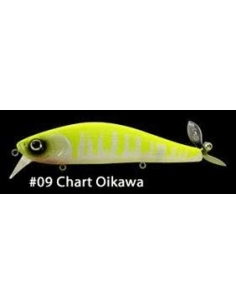 Spiral Minnow color 09