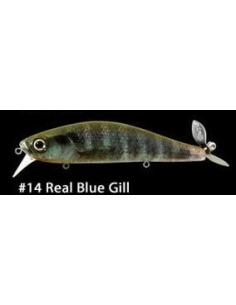 Spiral Minnow color 14