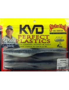 "KVD Caffeine Shad 5"" color Smokin´Shad"