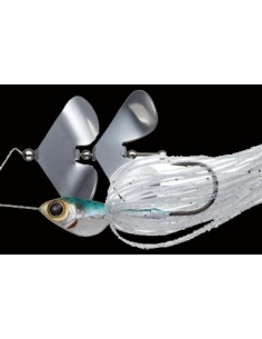 Bubble Tornado 3/8 oz. 033-Emerald Shiner