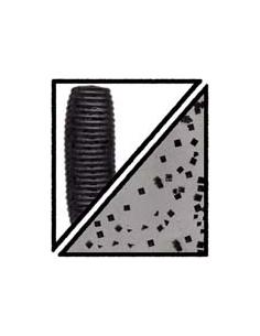 """Senko 5"""" color 150 Smoke W/Black Flake"""