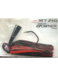 M7 Owner 1/2oz. (14g) color Black Red