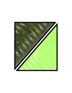 """Craw 5"""" color 919 green pumpkin chartreuce/purpurina negra lamin"""