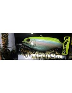 Piranha 70 color 246 Gen Goro Chart
