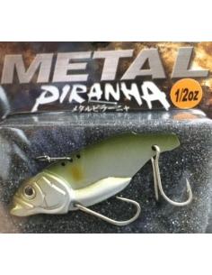 Metal Piranha 1/2oz color 01 Imakatsu Ayu