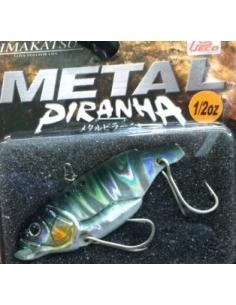 Metal Piranha 1/2oz color 12 Alumina Hasu