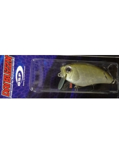 Daibuzzn´ color Ghost Minnow