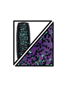 "Swimin´Senko 5"" color 213 june bug"