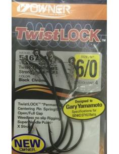 Owner Twist Lock 6/0