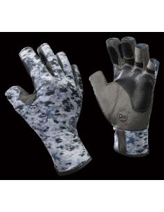 Angler II Gloves Fish Camo talla S/M
