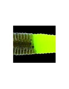 """Senko 5"""" color 547Green Pumpkin/Chart. Tail"""