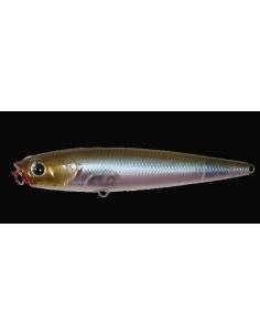 Gunfish 75 color Ghost Minnow