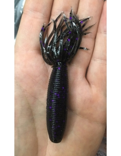 "Fat Ika 4"" color Special 157 Smoke Purple"