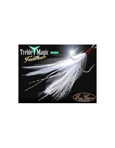 Evergreen Treble Magic talla 6, 2 pcs.