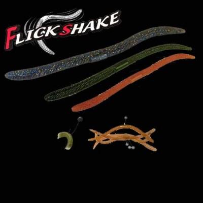 Jackall Flick Shake