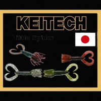 Keitech Little Spider