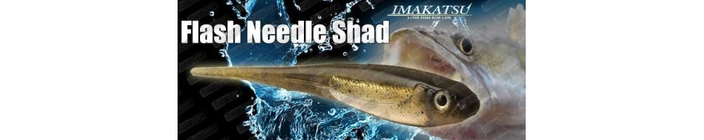 Imakatsu Flash Needle Shad