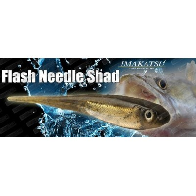 Imakatsu Flash Needle Shad
