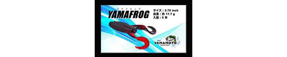 Gary Yamamoto YamaFrog