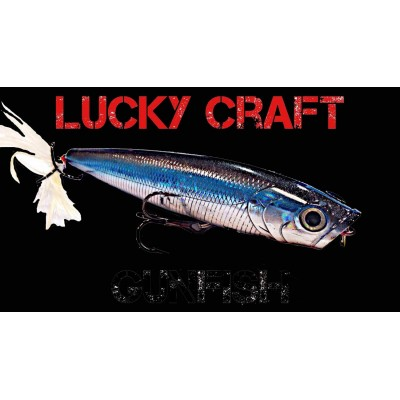 Lucky Craft Gunfish